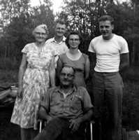 Levensailor Old Family Photographs, Shared by Emily at Family Reunion 2012
